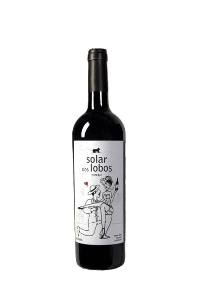 日光中的狼『情人』喜諾紅酒-Solar dos Lobos Syrah