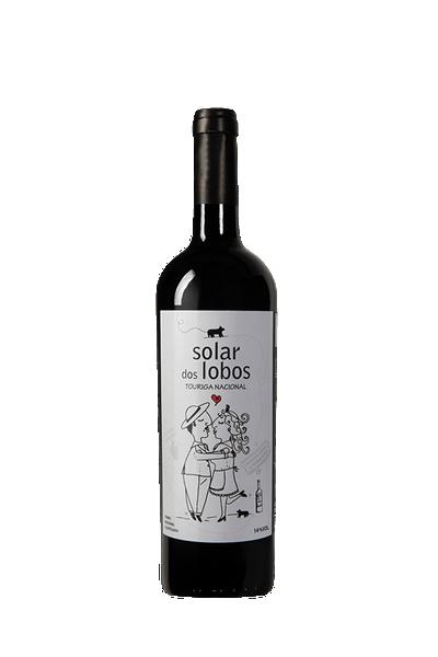 日光中的狼『臻愛』杜利嘉紅酒-Solar dos Lobos Touriga Nacional