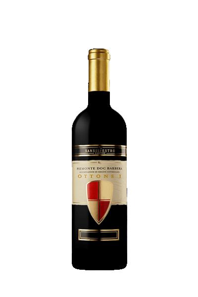 巴貝拉紅酒-奧圖一世-Ottone I Barbera Piemonte DOC