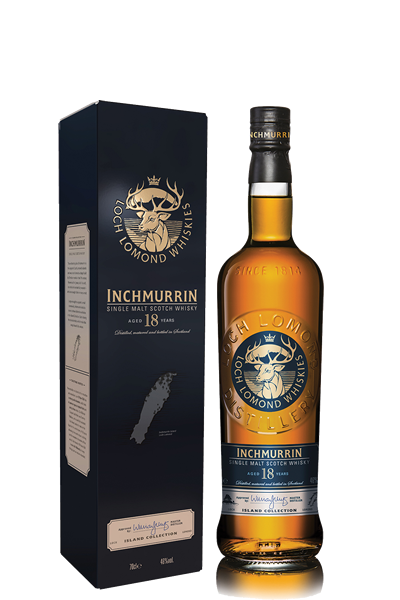 邑極摩18年單一麥芽(禮盒組)-羅曼德湖蘇格蘭威士忌-INCHMURRIN 18 YEAR OLD - LOCH LOMOND