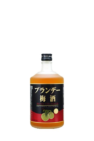 白蘭地梅酒- ブランデー仕立ての梅酒 - 麻原酒造