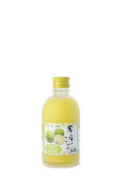 鮮爽酸桔酒- 果実のささやき  シークヮーサー