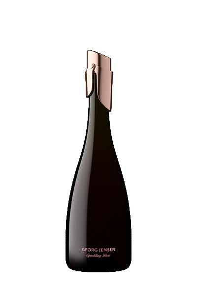 喬治傑生-玫瑰金粉紅氣泡酒-Georg Jensen X Heemskerk Sparkling Rose