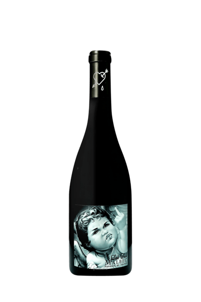 中指小童葡萄酒-Vignobles Vellas - Vella Little Fuck Malbec AOP cahors