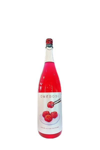 玫瑰梅果沙瓦酒-天吹 うめぼしサワー