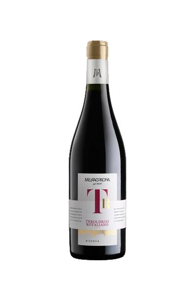 泰洛迪哥窖藏級紅酒-梅薩酒莊-Teroldego Rotaliano riserva - Mezzacorona