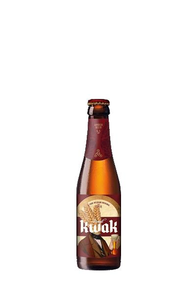 夸克琥珀啤酒-Pauwel Kwak