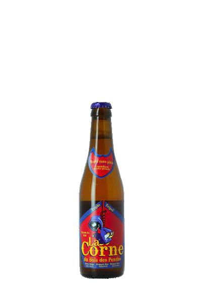 牛角三麥金啤酒-La corne triple