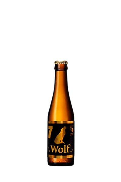 野狼7號金啤酒-wolf 7