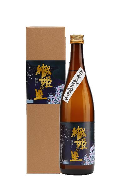織女的故郷清酒(禮盒組)-織女の里-山野酒造株式会社