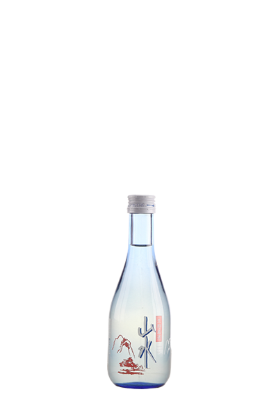 生貯藏酒山水-老松酒造-生貯蔵酒 山水 - 老松酒造プレミアム