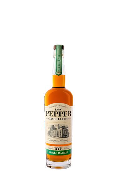 Old Pepper 單一桶裸麥威士忌-Old Pepper Single Barrel  Straight Rye Whiskey