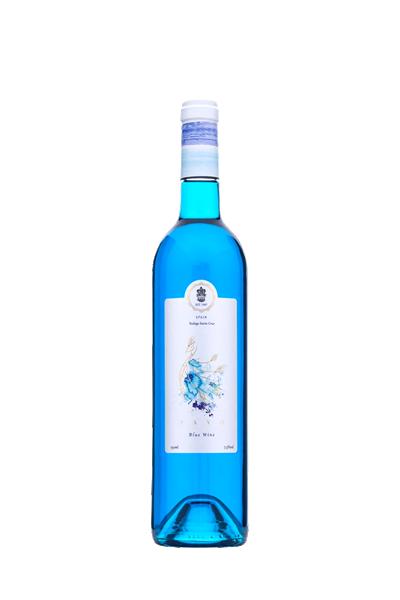 藍孔雀葡萄藍酒(禮盒組)-Pavo Blue Wine
