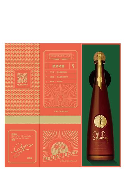 叢林之王椰子蘭姆酒(禮盒)-SELVAREY COCONAT RUM