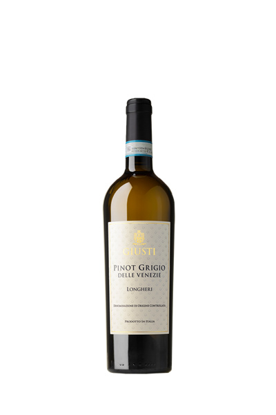 君帝酒莊朗格利灰皮諾白葡萄酒-Longheri Pinot Grigio Venezie D.O.C.