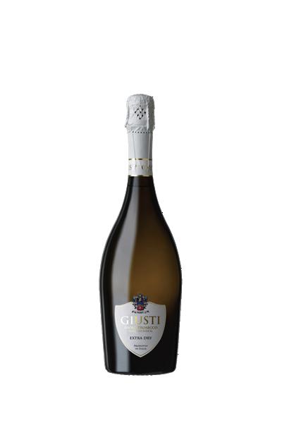 君帝酒莊 普羅賽可半乾型氣泡酒-Prosecco Superiore Asolo D.O.C.G. Extra Dry