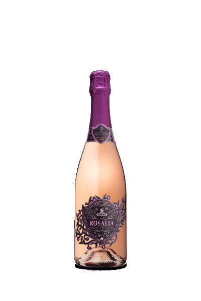 君帝酒莊 羅莎麗粉紅氣泡酒-Giusti Wine Rosalia Prosecco Rose D.O.C Millesimato 2020 Extra Dry
