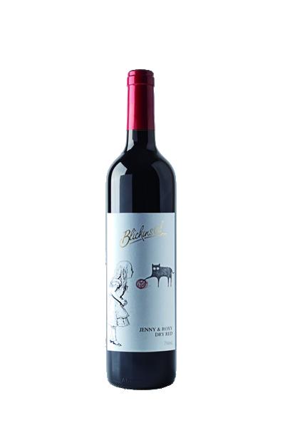 百樂莊珍妮與羅西乾紅葡萄酒-Blickinstal Jenny & Roxy Dry Red