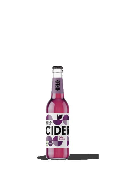 沛羅野莓蘋果酒-Brlo Cider Wild Berries