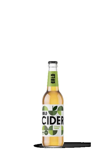 沛羅經典蘋果酒-Brlo Cider Classic Apple