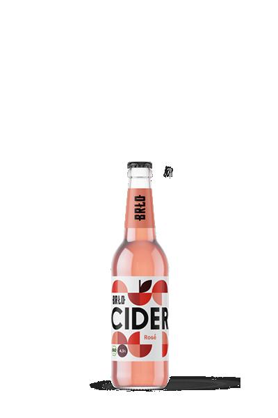 沛羅粉紅蘋果酒-Brlo Cider Rosé