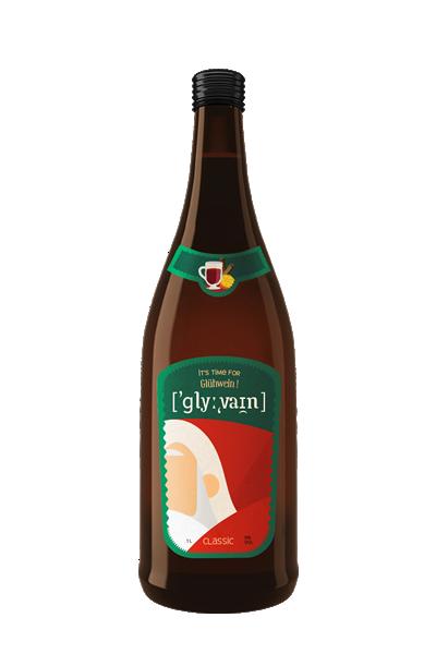 我們的德國經典熱紅酒-[ˈɡlyːˌvaɪ̯n] Classic