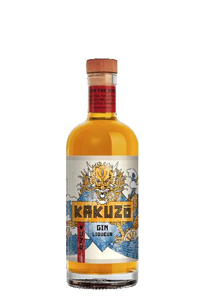 KAKUZO 柚香琴酒利口酒-Kakuzo Yuzu Gin Liqueur