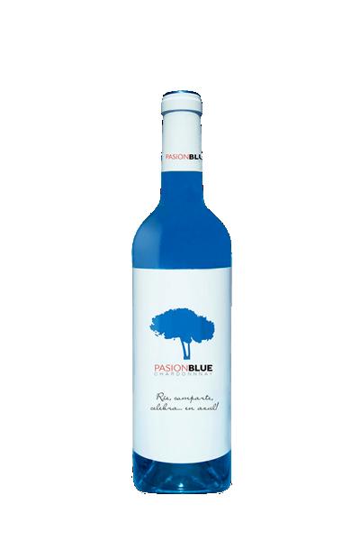 彩虹樹藍酒-pasion blue chardonnay