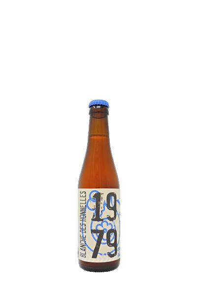 赫尼爾修道院白啤酒-Blanche Des Honnelles